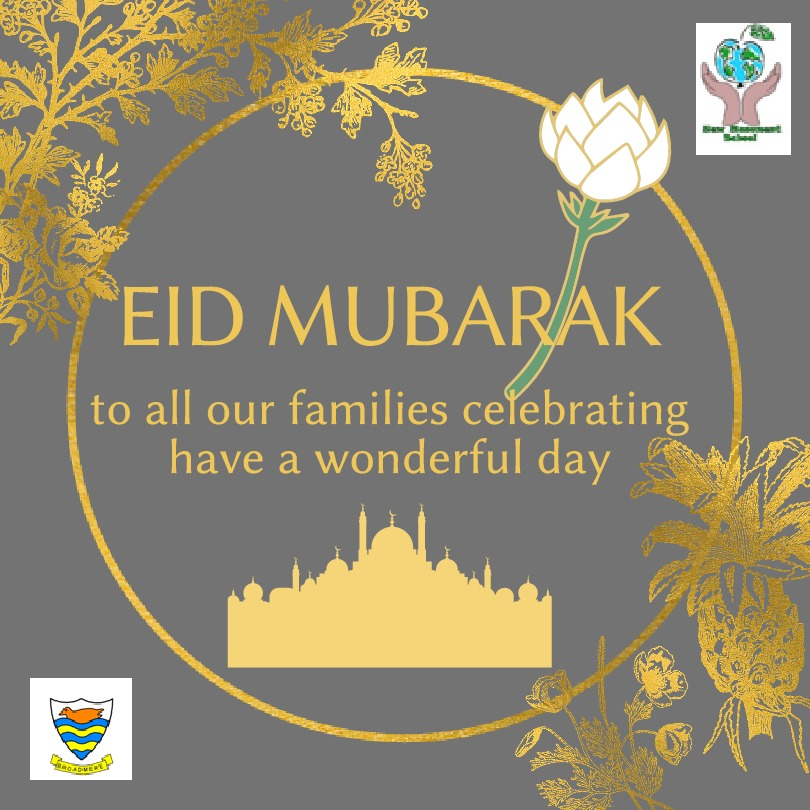 To all our families celebrating have a wonderful day